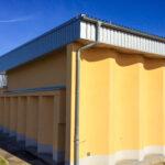 Sporthalle Bergsiedlung Zeitz