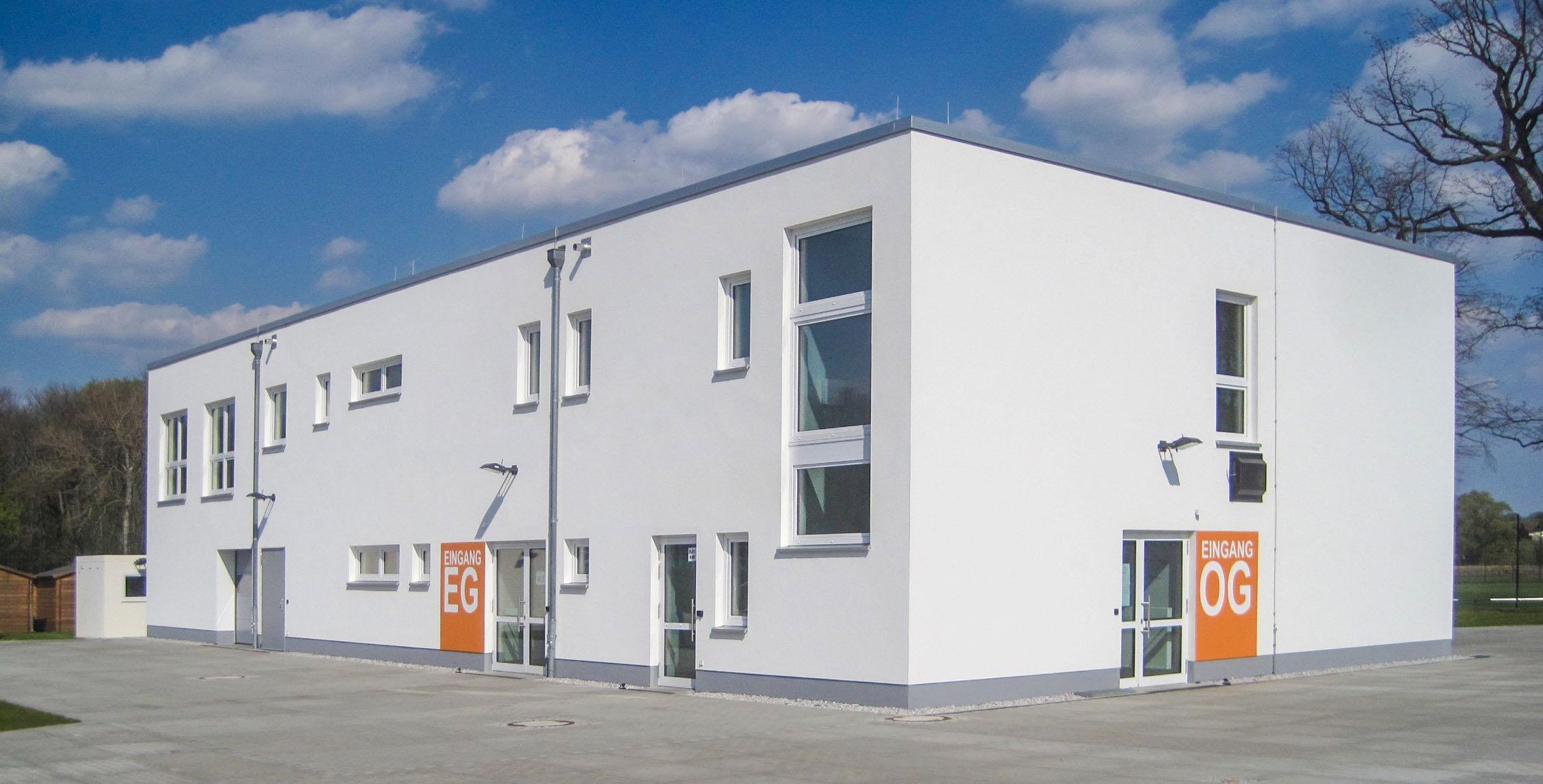 Stadion Zeitz Funkturmgebäude
