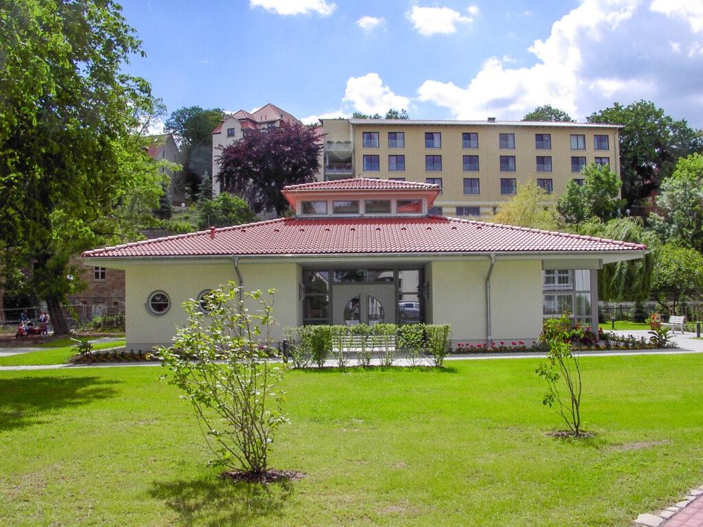 Therapiepavillons SHZ